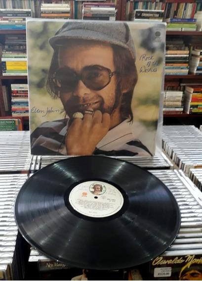 Vinil Elton John - Rock Of The Westies