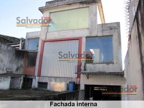 Galpão Na Rua Lieige - Vila Vermelha - São Paulo - 3015