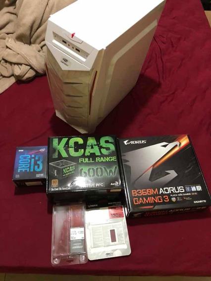 Computador Gamer I3 9100f Gtx 1060 3gb 16gb Ddr4
