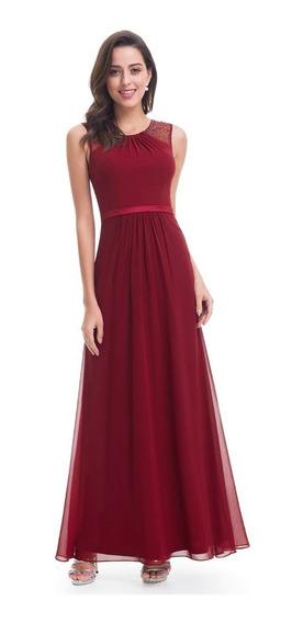 Vestido Mujer De Noche,delicado Largo Elegante Prom