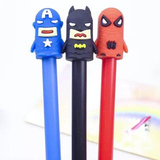 12 Biromes Hombre Araña Capitan América Y Batman