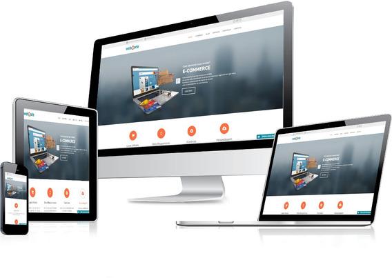 Criação De Sites,loja Virtual, Suporte Email Profissional