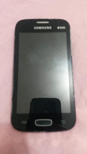 Samsung Galaxy S7262( Não Liga Sem Bateria Sem Tampa)