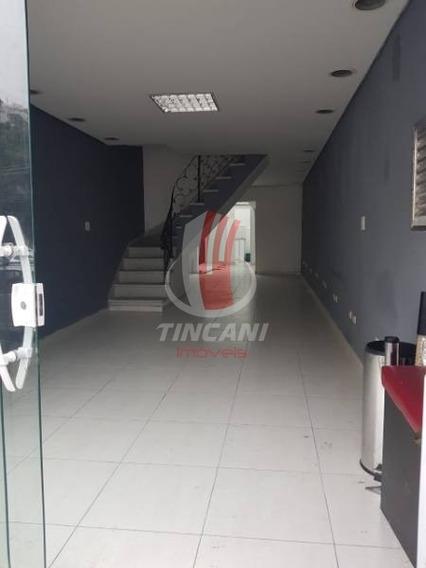 Salão Para Locação No Bairro Do Jd. Anália Franco, 100 M - 4610