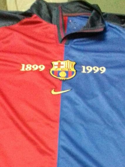 Camiseta Barcelona 1999 (centenario) Leer Descripcion