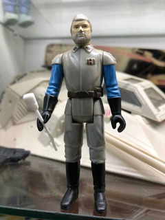 Star Wars Kenner Vintage Rotj 1983 Crix Madine Doestoys V22