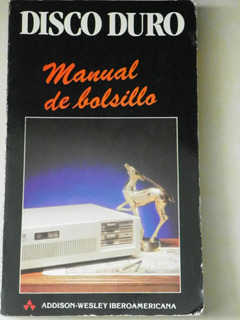 Libro - Disco Duro, Manual De Bolsillo