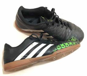 Tênis adidas Futsal Preto - Número 38