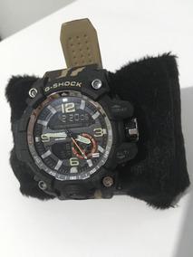 Super Promoção Relógio G-shoc Preto, Branco, Azul, Camuflado