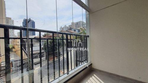Imagem 1 de 26 de Apartamento À Venda, 60 M² Por R$ 628.000,00 - Perdizes - São Paulo/sp - Ap3115