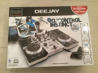 Consola Djcontrol Instinct S Series