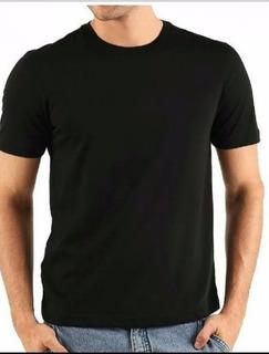 7 Camisetas Pv Malha Fria Coloridas Atacado P-m-g-gg