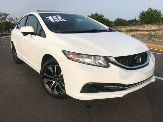 Honda Civic Ex Nuevo Full