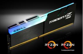 G.skill Tridentz Rgb 32gb(2x16)3200 Amd F4-3200c16d-32gtzrx