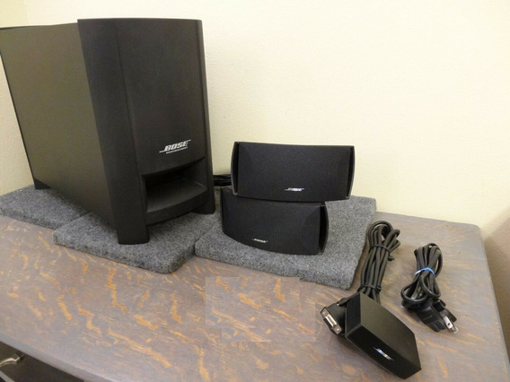 Parlantes Bose Cinemate Series 2 Digital 2.1