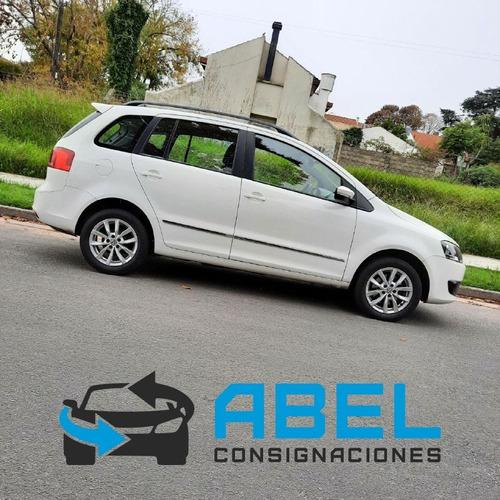 Volkswagen Suran 1.6 Highline 2013 ** Único Dueño Tope De Ga