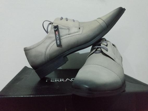 Sapato Ferracini 24h Escovado Gelo