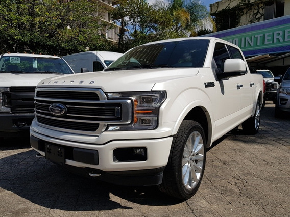 Ford Lobo 3.5 Doble Cabina Plinum Limited At 2018 Credito