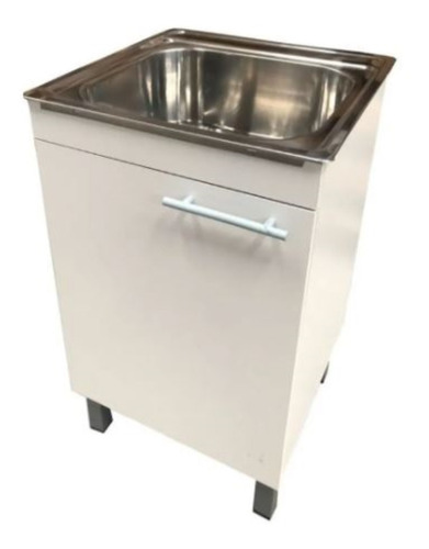 Mueble Organizador Cocina Lavadero Mesada Acero Bacha Cuotas