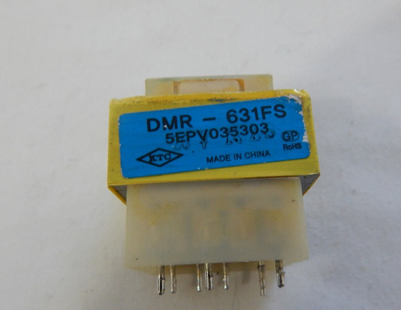 Transformador Dmr-631fs 220v Microondas Eletrolux Me47x