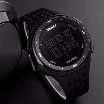 Relógio Masculino Digital Esportivo Prova D´água Skmei 1219