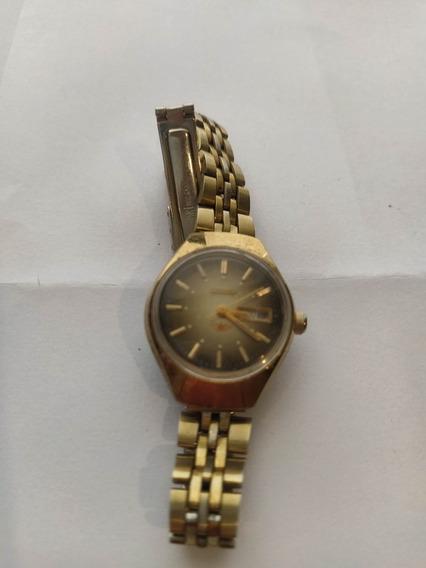 Raro Relógio Citizen Automático (21 Jewels)