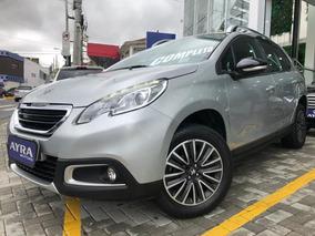 Peugeot 2008 1.6 16v Flex Allure 4p Automático 2017/2018