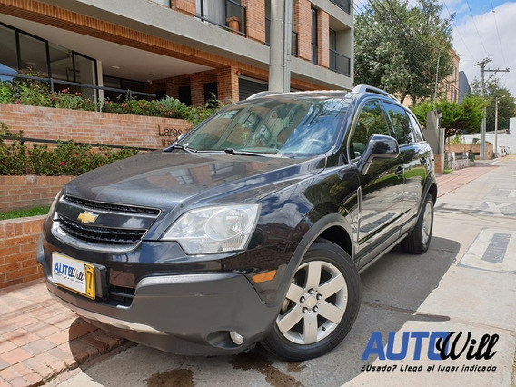 Chevrolet Captiva Sport At 2400cc 5p 4x2 Sun Roof
