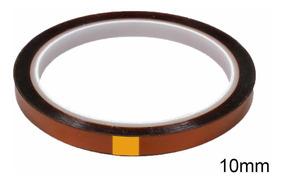 Fita Kapton Térmica Reflow Bga Sublimação 30m 10mm