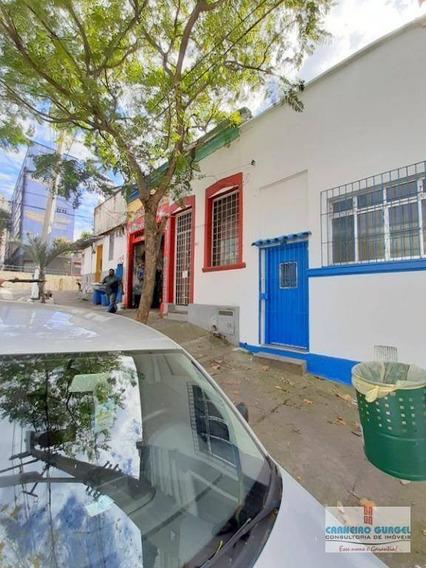 Casa Comercial, 03 Dormitorios, Proximo Da Rua Rui Barbosa E Brigadeiro Luiz Antonio. - Ca0094