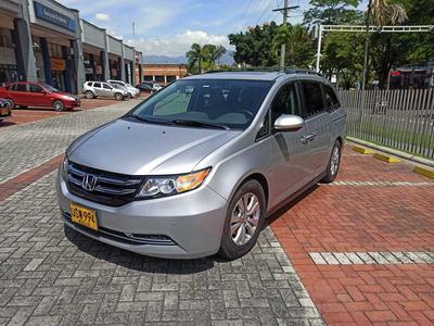 Honda Odyssey Ex L Res At 3.5 2015