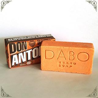 Jabón Para Barba Don Antonio Beard Oil // The Gold Seeker