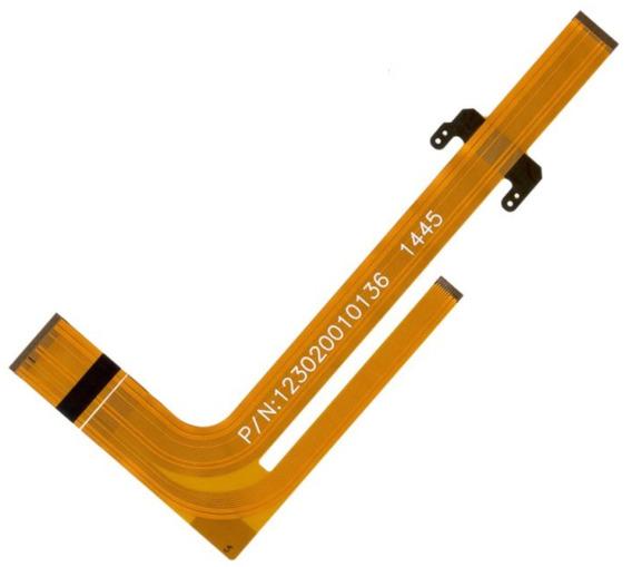 Cabo Flet Flat Flex Dvd Pioneer Avh 3500 3550 3580 Frete Br