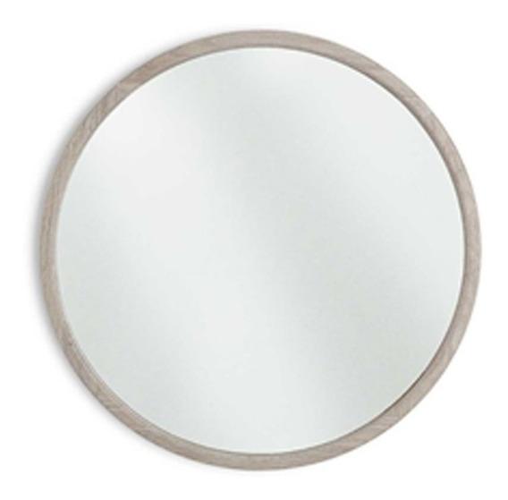 Espelho De Madeira Antique Tamanho G