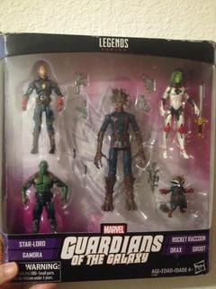 Guardianes De La Galaxia. 10 Cm. Marvel Infinite Series.