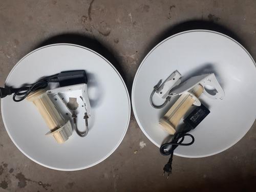 Imagem 1 de 5 de 2 Antenas Powerbeam 5ac 400