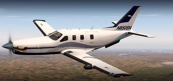 Tbm 850 Carenado Xplane 11
