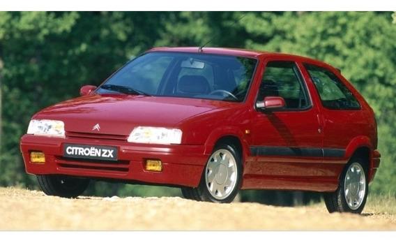 Citroën Zx 16v 2.0i, Partes