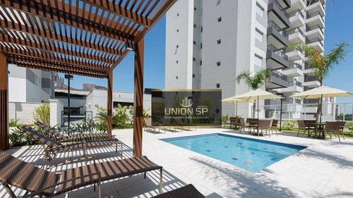 Apartamento Com 3 Dormitórios À Venda, 90 M² Por R$ 702.599,00 - Morumbi - São Paulo/sp - Ap47457