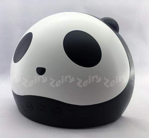 Imagen 1 de 5 de Lámpara De Uñas 36 W Led/uv 12 Leds Diseño De Panda Usb