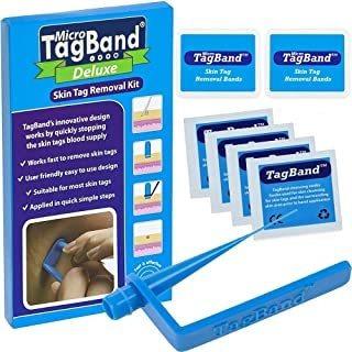 Kit De Removedor De Etiqueta De Piel Micro Tagband Deluxe Co