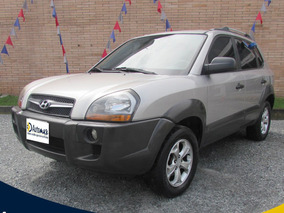 Hyundai Tucson 2.0 Mt 4x2