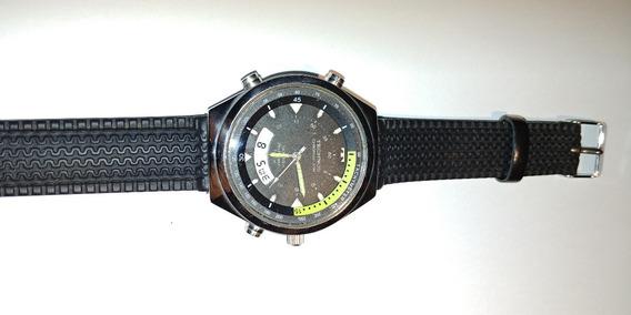 Relógio Technos Skydiver Taquimetro