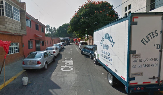 Casa En Calle Chalco, Tlalnemex, Tlalnepantla De Baz