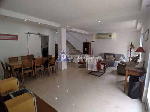 Imagem 1 de 26 de Cobertura Duplex Em Copacabana - 1079