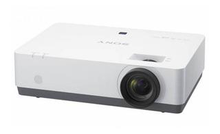 Sony 4200 Lumens Xga Proyector Compacto De Alto Brillo (vpl-