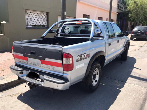 Chevrolet S10 4x4 Cd  2011