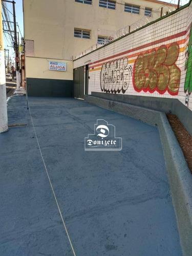 Galpão À Venda, 615 M² Por R$ 2.800.000,00 - Campestre - Santo André/sp - Ga0073