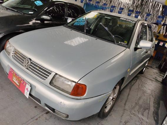 Volkswagen Polo Sedan Classic 1998 No Estado