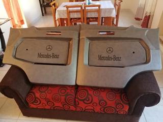 Vestiduras Puertas Camión Mercedes Benz